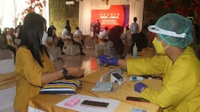 Al Haris Apresiasi Peran Serta OJK Tanggulangi Covid-19 di Provinsi Jambi