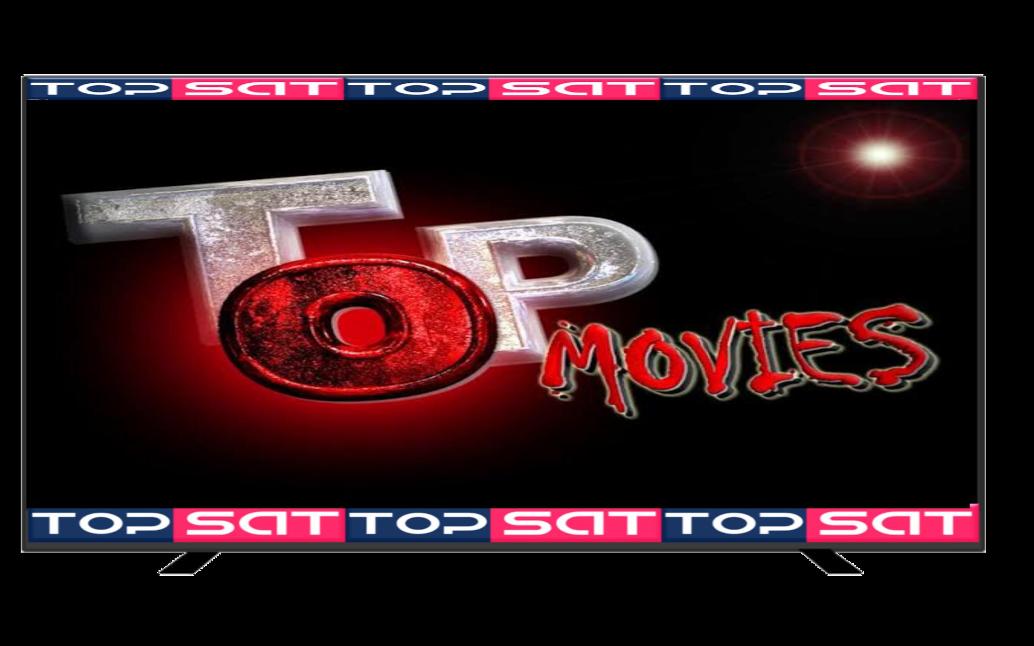 تردد قناة توب موفيز الجديد top movies بعد عودة البث مرة أخرى على النايل سات 2021