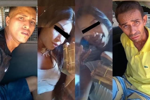 Juiz mantém prisão de 4 acusados de roubo à casa de Janaína Riva