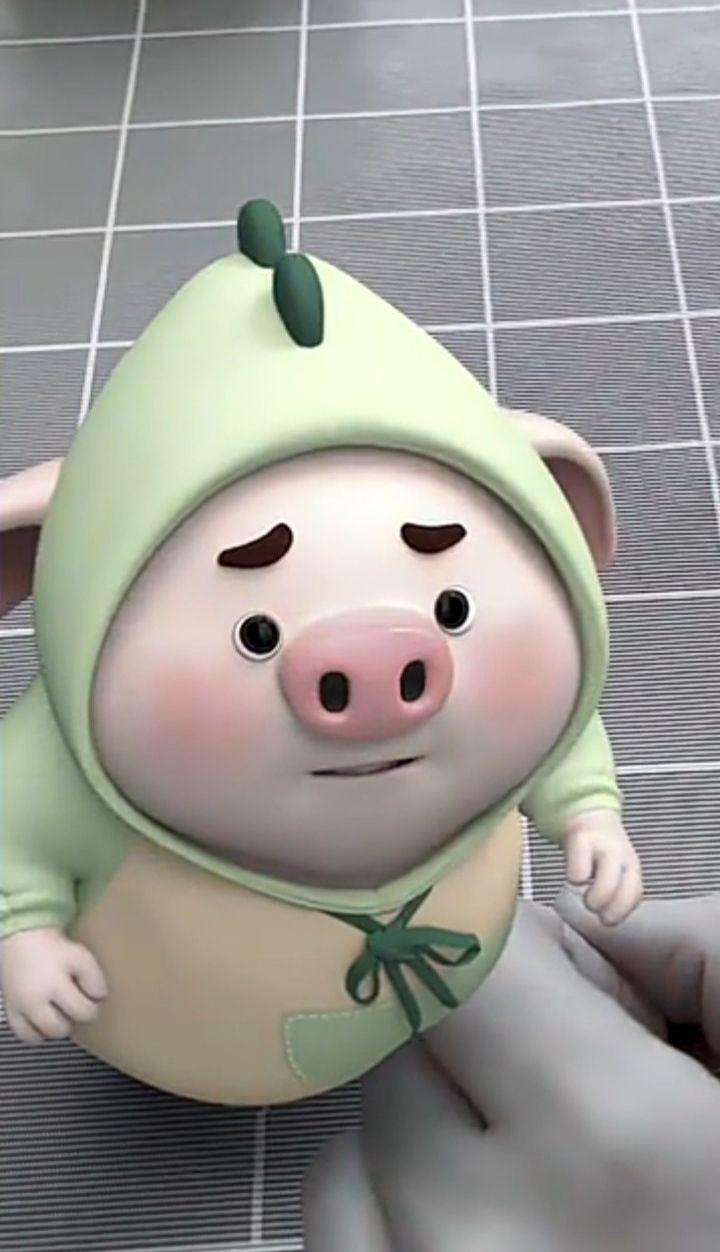 Ảnh nền điện thoại hình con lợn