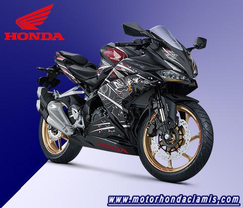 Brosur Kredit Motor Honda CBR 250 Ciamis