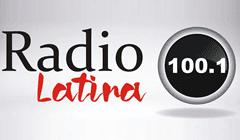 Latina 100.1 FM