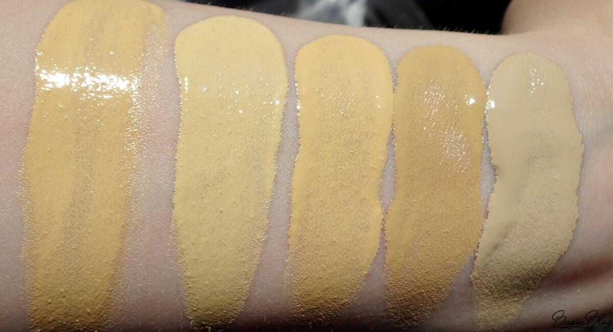 Affect Skin Expert Moisturizing Foundation, podkład nawilżający Affect, żółty podkład, najbardziej żółty podkład, jasny żółty podkład, chłodny żółty podkład, oliwkowy żółty podkład