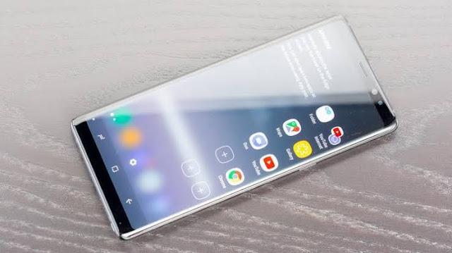 تخطي حساب جوجل بعد الفورمات سامسونج جلاكسي نوت 8 بدون كومبيوتر Samsung Galaxy Note 8
