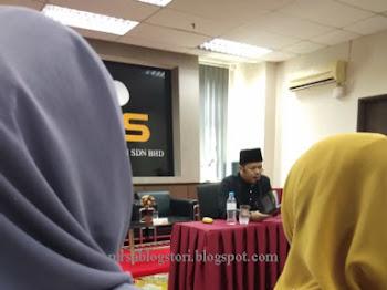 """Salam Jumaat : Kuliah Dhuha Pertama Di Tahun 2020 Tajuk """"Sabar"""""""