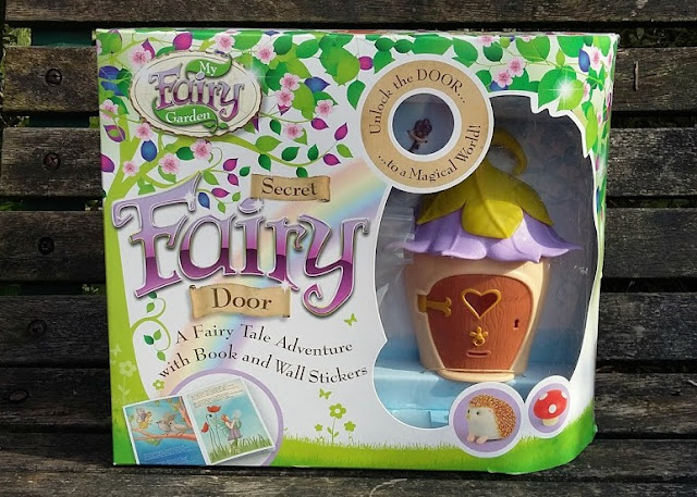 Interplay My Fairy Garden Secret Fairy Door - Blog Review