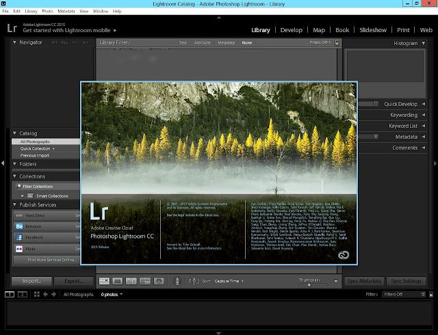 Download Adobe Photoshop Lightroom CC 2015 Full Version Terbaru 2021 Free Download