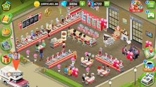 Download My Cafe Recipes & Stories v2018.14.1 Apk Mod (Money) Offline 2019