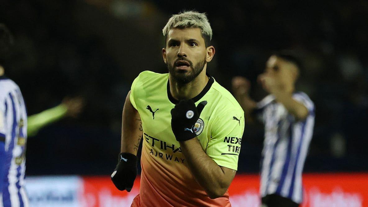 """El """"Kun"""" Agüero en la mira del Inter si no renueva su contrato en Manchester City"""