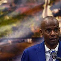 Inilah Pidato Presiden Republik Haiti, Jovenel Moïse Saat Berbicara di Debat Umum PBB ke 75.lelemuku.com.jpg