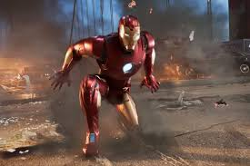 Download and play the most excited iron man games