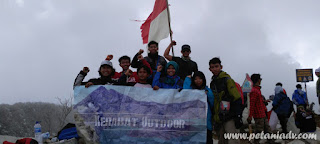 Info Lengkap Pendakian Gunung Sindoro via Kledung Temanggung