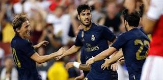 غائب وحيد في قائمة ريال مدريد بدوري الأبطال