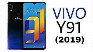 Cara Terbaru Flash Vivo Y91 2019 Tanpa PC