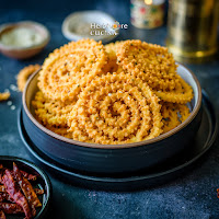 Instant Rice Flour Chakli