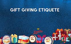 Gift Giving Etiquette, Berbagi Cinta dan Kasih Sayang
