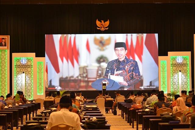 Majelis Ulama Indonesia (MUI) Mengundang DPP LDII Menghadiri Munas X MUI