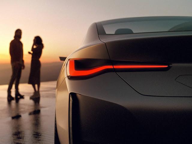 BMW releva o som eletrônico do sedã elétrico i4