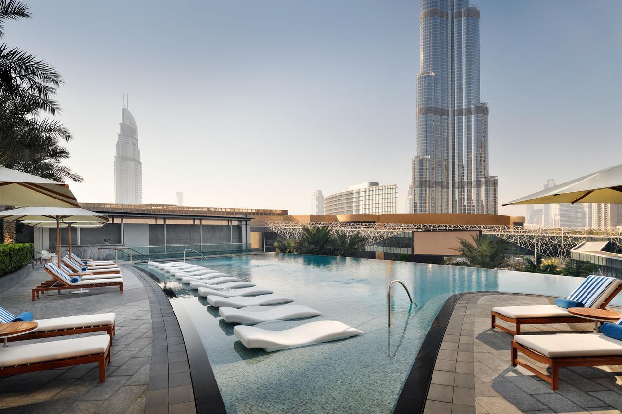 Burj Khalifa in Dubai: