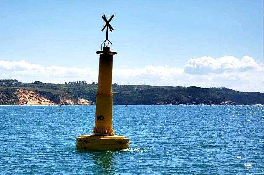 Canal de acesso ao Porto de São Francisco do Sul recebe nova sinalização