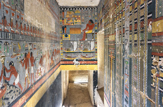 5th Dynasty Egyptian Tomb