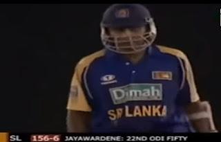 Sri Lanka vs India 4th Match Indian Oil Cup 2005 Highlights