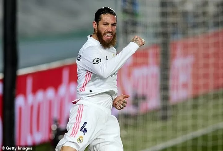 Sergio Ramos 'planning Real Madrid return for Champions League semi-final tie with Chelsea