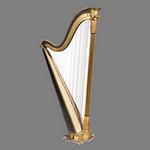 harp music musical instruments in spanish