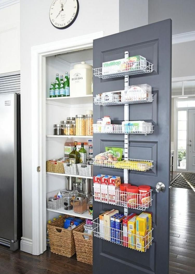 Genius Pantry Organization Ideas That'll Blow Your Mind