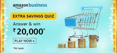 Amazon Business Extra Savings Quiz
