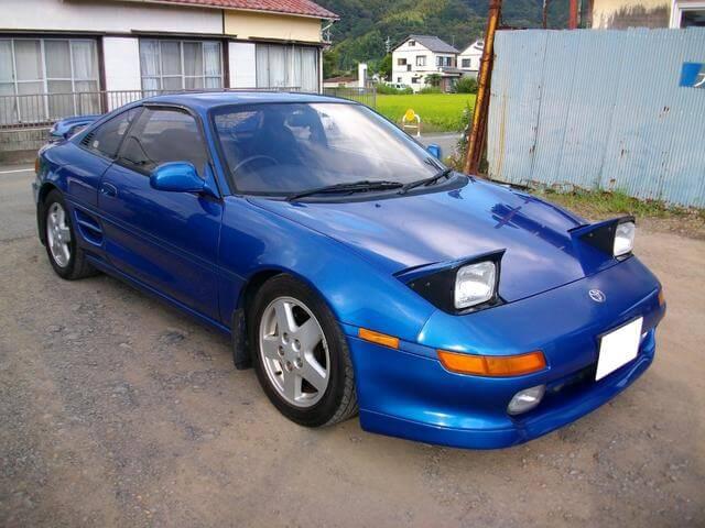 Toyota MR2 G-Limited (SW20)