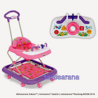 Baby Walker Family FD1817LD Car Melody