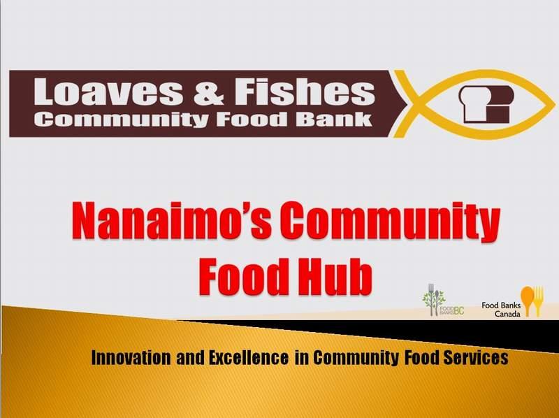 Nanaimo info blog loaves and fishes nanaimo food bank for Loaves and fishes food pantry