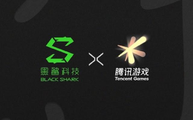 تحالف شركتي Tencent و Black Shark للعمل معا