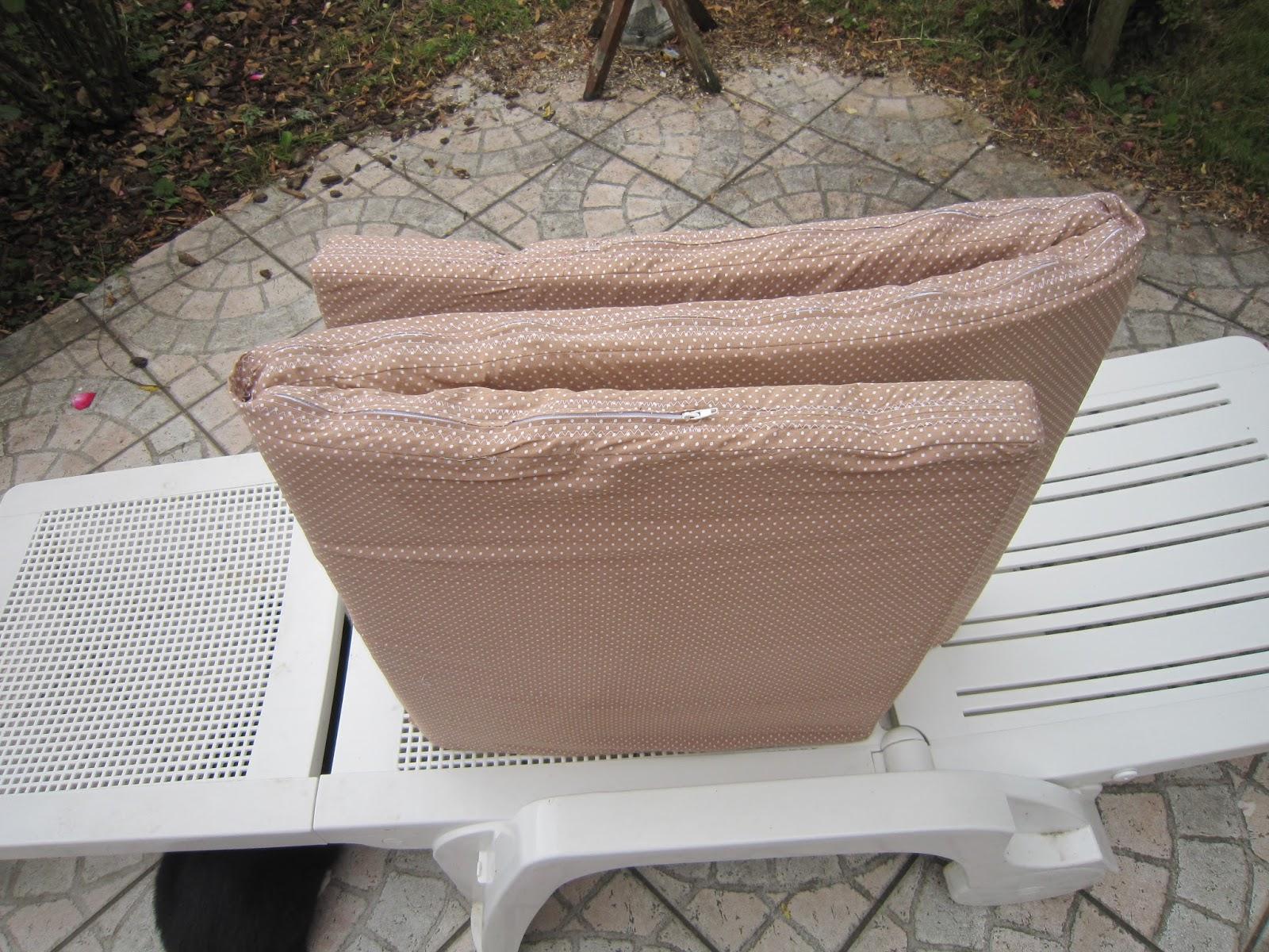 Couture pour debutant e s coudre un bain de soleil for Housse bain de soleil