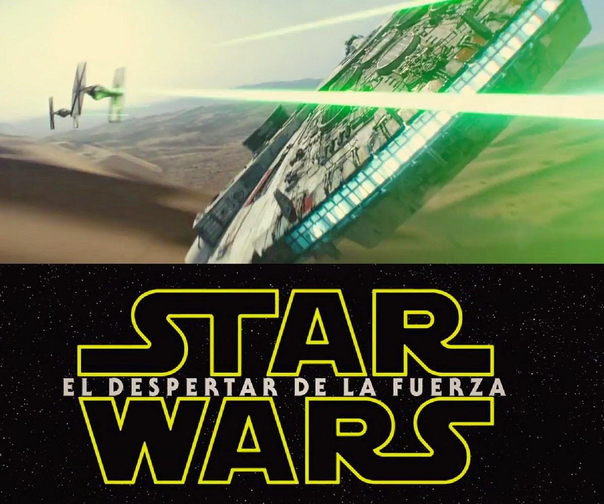 Star Wars El Despertar De La Fuerza Doblada: Smarty Design: Star Wars: El Despertar De La Fuerza Teaser