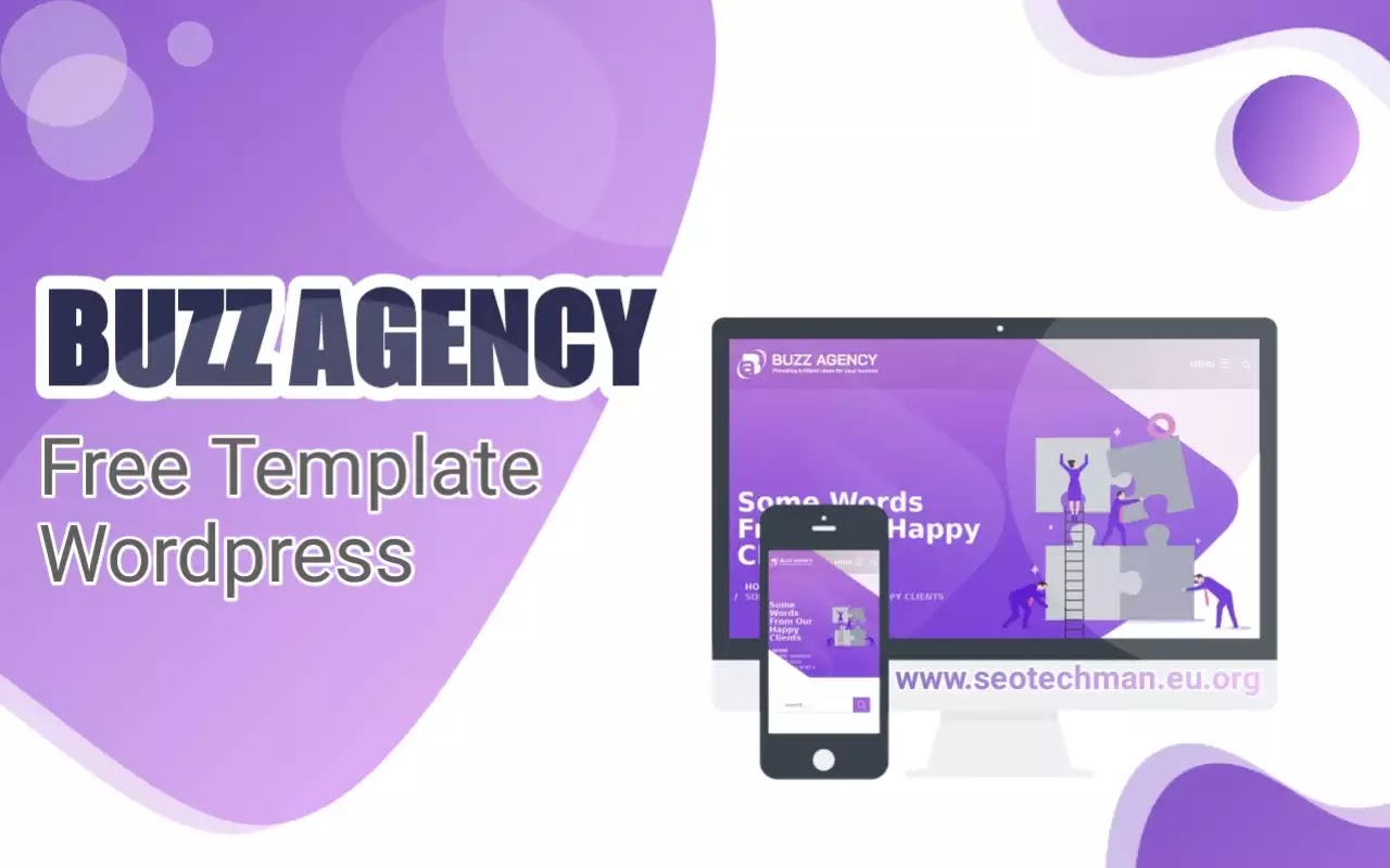 Buzz Agency Template Wordpress