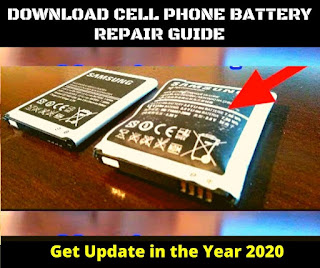 ultimate pdf guide on Cell Phone Battery Repairing