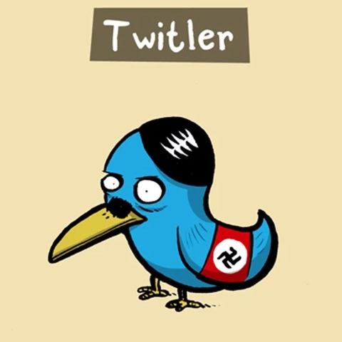 Twitler Hitler Twitter