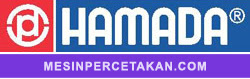 Hamada Indonesia printing machine