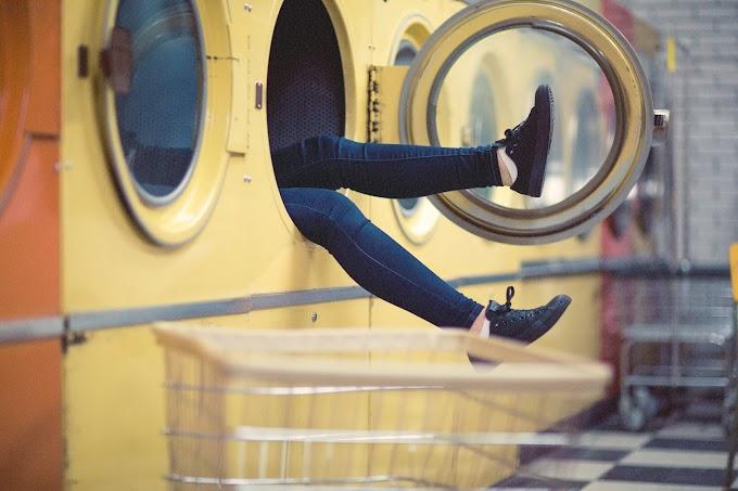 Máy giặt công nghiệp Mỹ