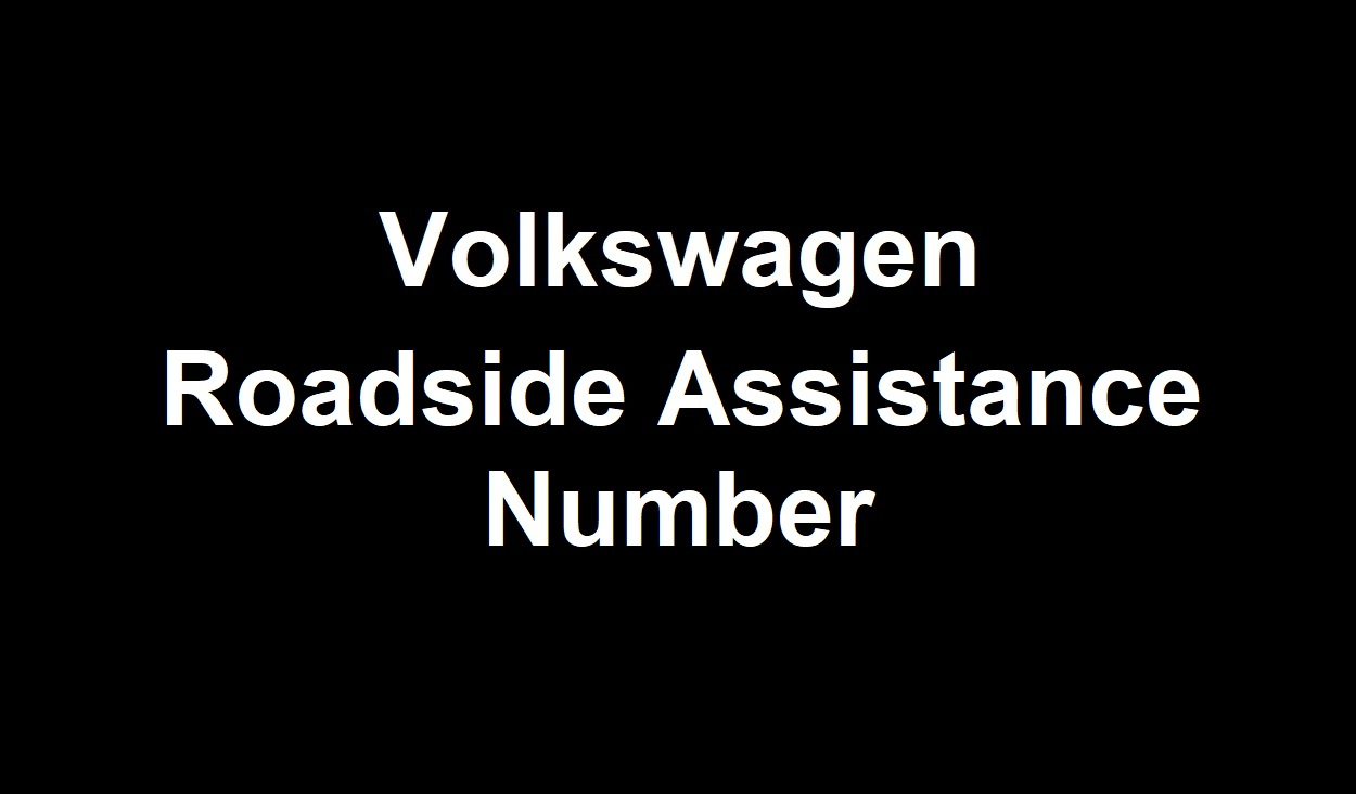 Volvo Roadside Assistance Numberr