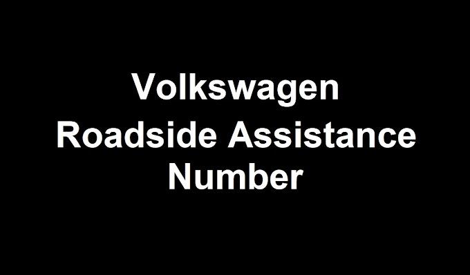Volkswagen Roadside Assistance Number 2021
