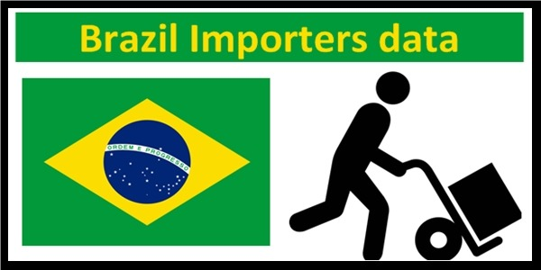 Brazil importers data