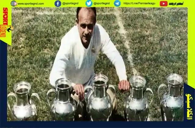 ألفريدو دي ستيفانو,ريال مدريد
