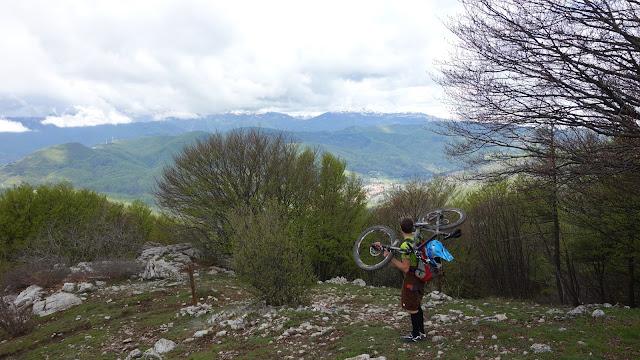 Biken in Finale Ligure