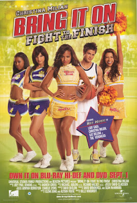 Bring It On Fight to the Finish 2009 Dual Audio 720p BRRip 800Mb x264