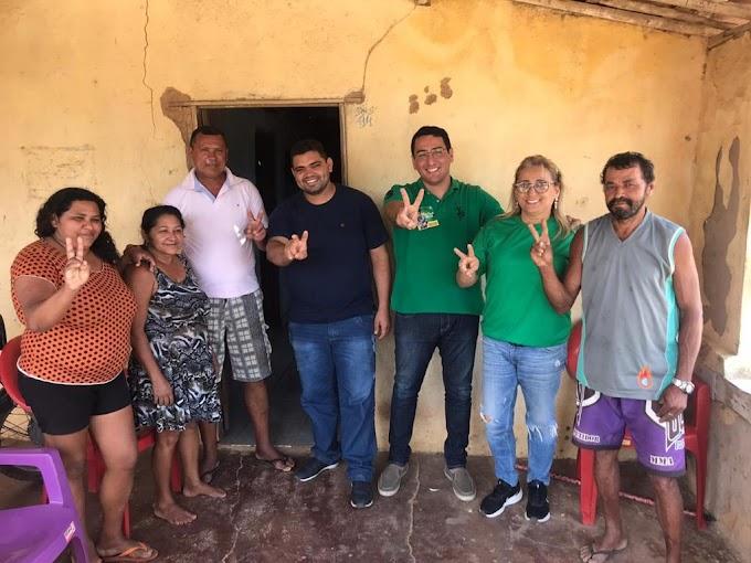 Diego de Assunção retira candidatura e declara apoio a Vera de Vavá
