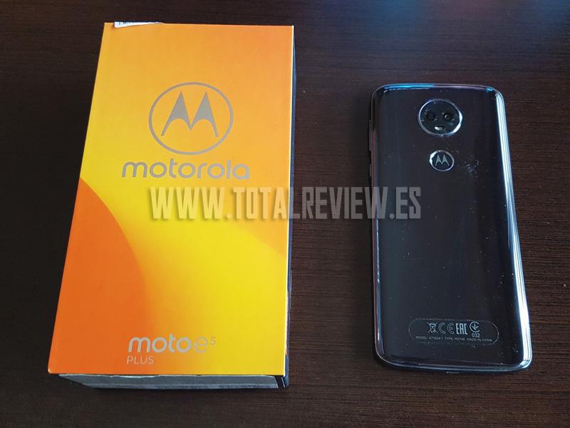 Motorola E5 Plus, teléfono móvil de Amazon