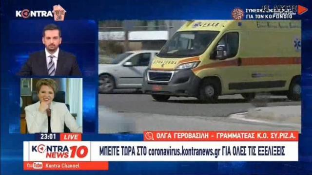 Όλγα Γεροβασίλη: Όταν η κυβέρνηση ΣΥΡΙΖΑ θωράκιζε το ΕΣΥ, ήταν κρατιστές – Όταν οι νεοφιλελεύθεροι θυμούνται το δημόσιο σύστημα υγείας, σημαίνει πως έχουμε πανδημία!